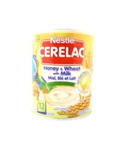 NESTLE CERELAC | Buy Cerelac Honey & Wheat With Milk & more!
